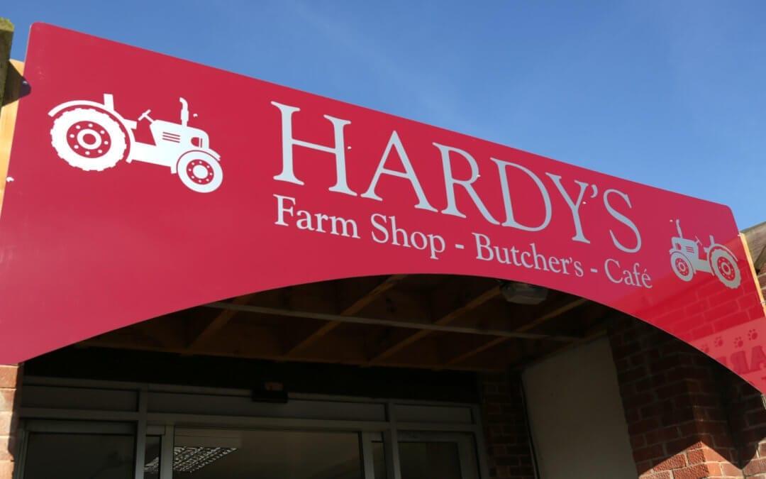 Hardy's Farm Shop
