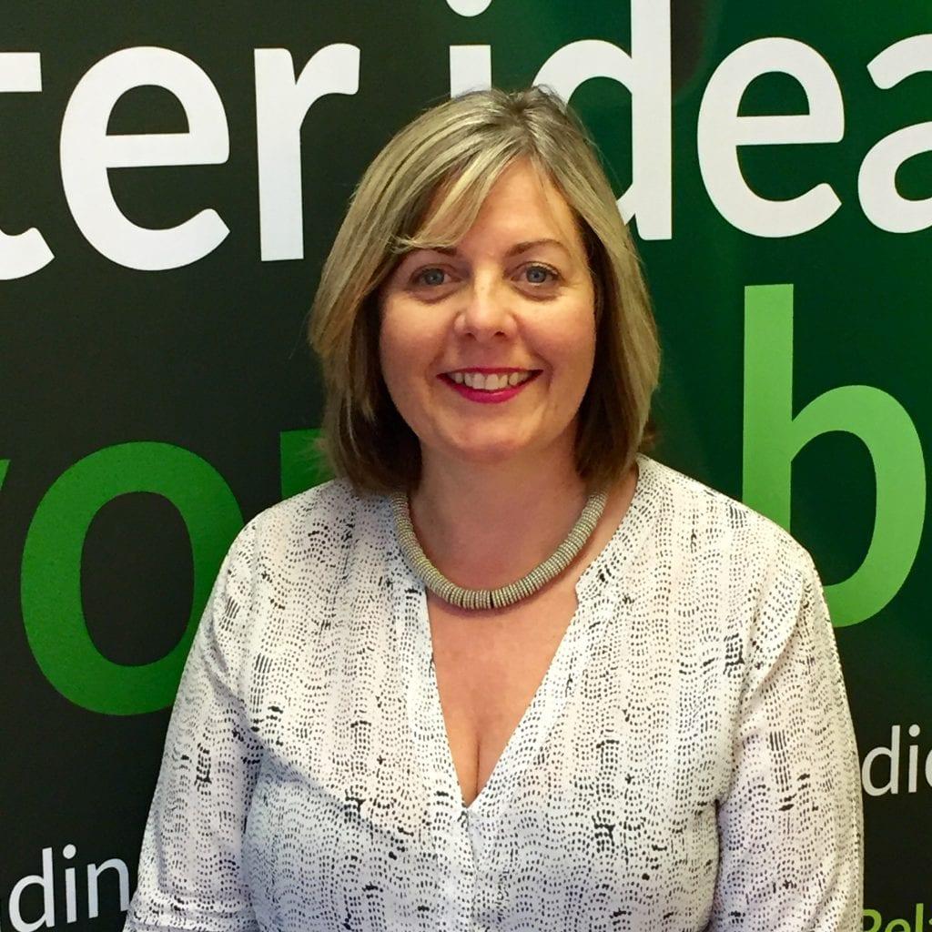 Managing Director, Lesley Pashley