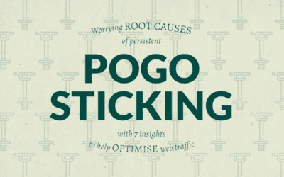 POGO STICKING