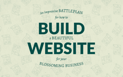 GETTING STARTED WITH YOUR NEW WEBSITE